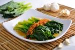Garlic Fried Kai Lan